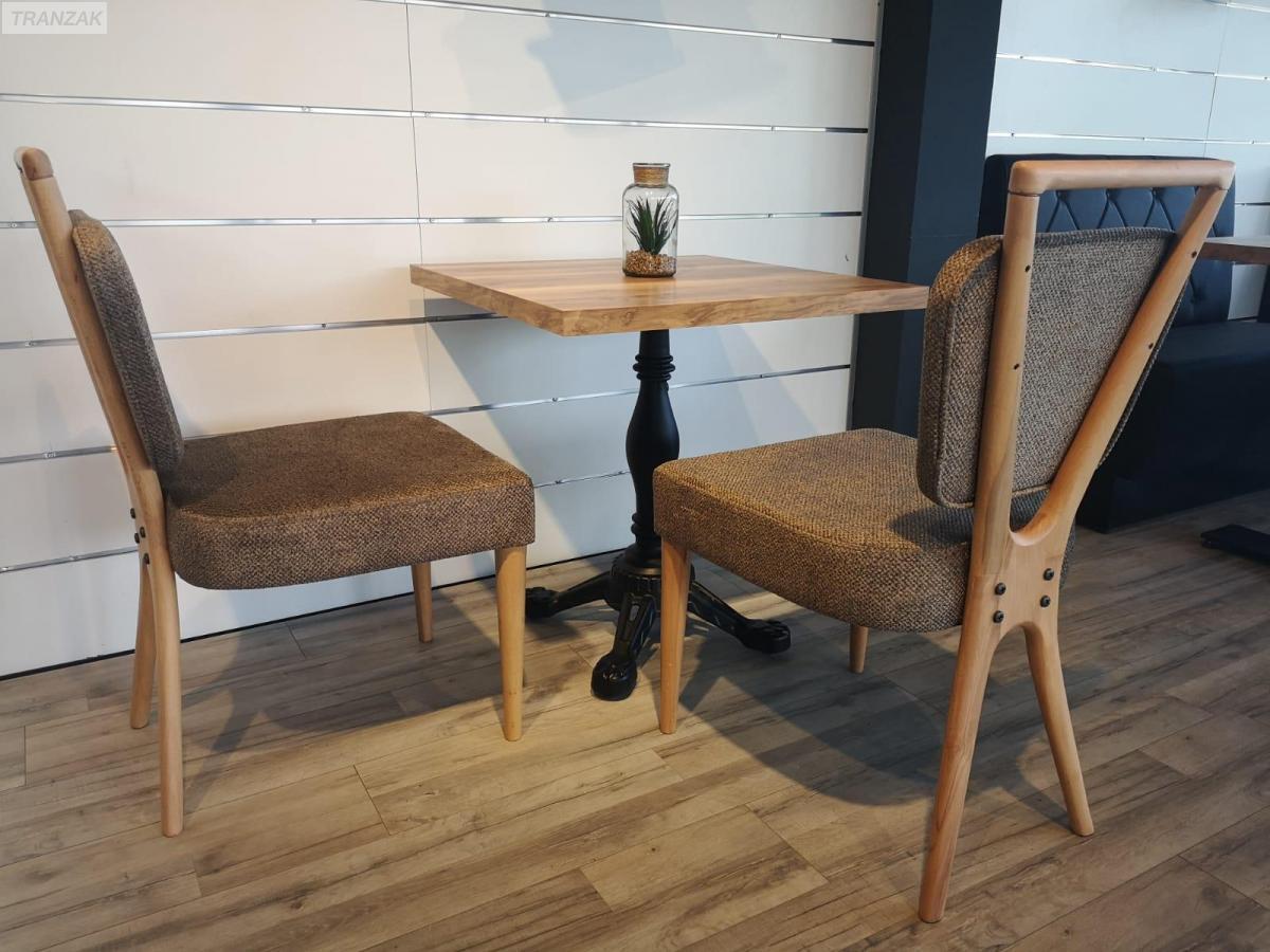 Chaise Table Bois Restaurant Et Brasserie Midi Pyrenees Lot